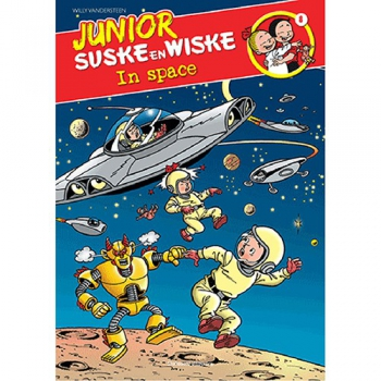 Junior Suske en Wiske 8 - In space