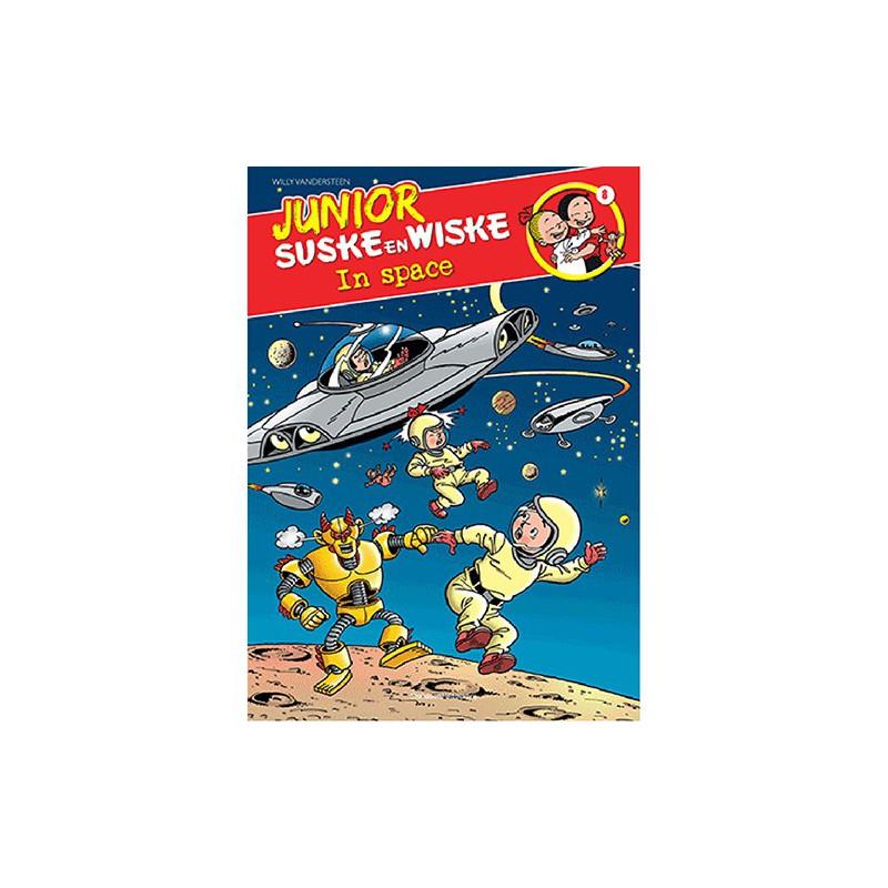 Junior Suske en Wiske 8 - In space