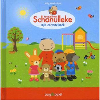 Schanulleke - Kijk- en vertelboek