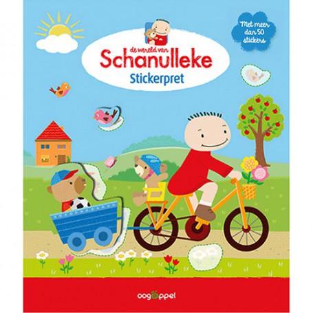 Schanulleke - Stickerpret