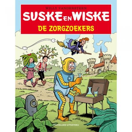Suske en Wiske - De zorgzoekers (2020)
