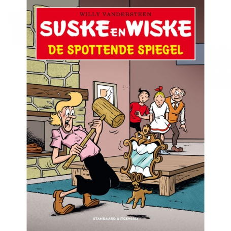 Suske en Wiske - De spottende spiegel (2020)