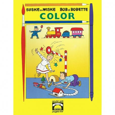 Suske en Wiske - Color (ITT Promedia 1996)