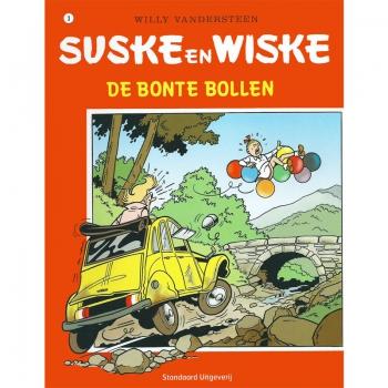Suske en Wiske - De bonte bollen (Kruidvat 2006)