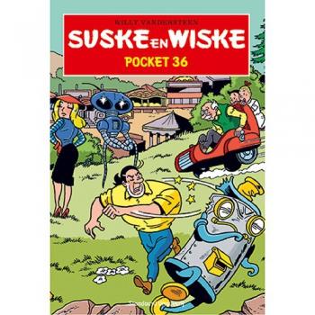 Suske en Wiske - Pocket nr.36