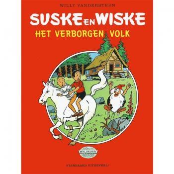 Suske en Wiske - Waldkorn set 5st
