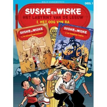 Suske en Wiske - Het labyrint van de leeuw 3dlg (B-KEUZE)