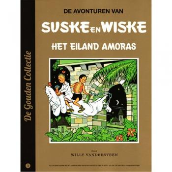 Suske en Wiske - AD special deel 1 - Het eiland Amoras