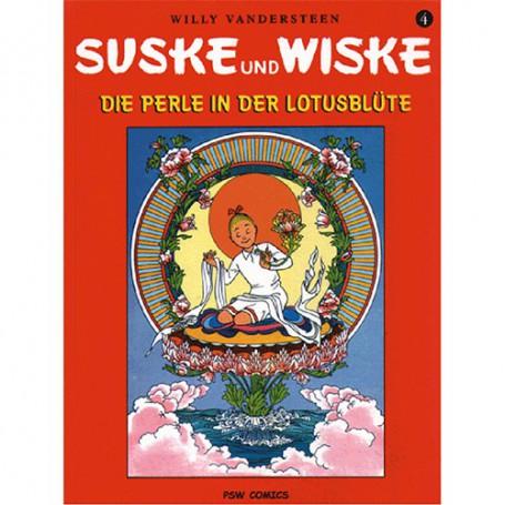 Suske en Wiske - Duits nr.04 – Die Perle in der Lotusblüte