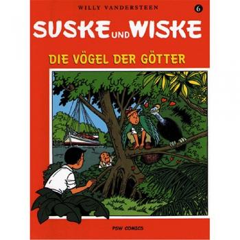 Suske en Wiske - Duits nr.06 – Die Vögel der Götter