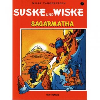 Suske en Wiske - Duits nr.07 – Sagarmatha