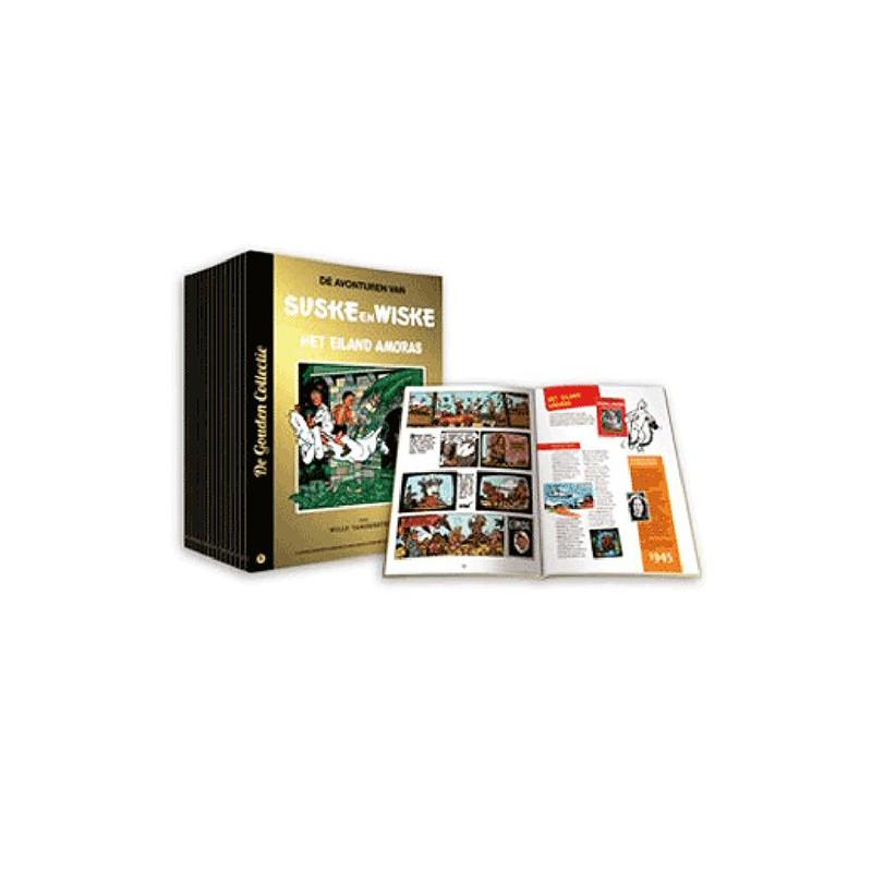 Suske en Wiske - De Gouden Collectie AD