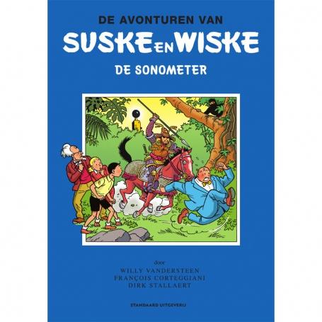 Suske en Wiske - De Sonometer