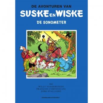 Suske en Wiske - De Sonometer HC