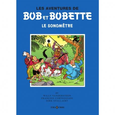Bob et Bobette - Le Sonomètre HC