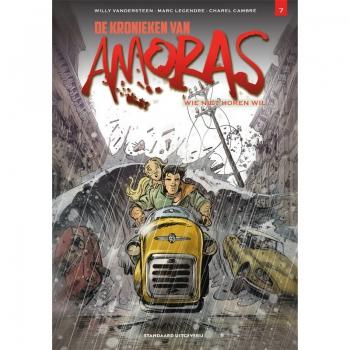 De Kronieken van Amoras 7 - Wie niet horen wil