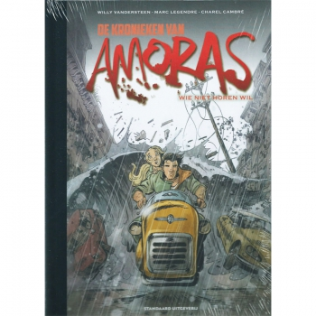 De Kronieken van Amoras 7 luxe - Wie niet horen wil