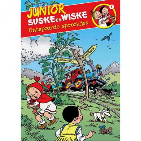 Junior Suske en Wiske 9 - Ontspoorde sprookjes