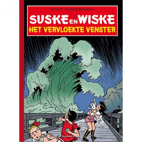 Suske en Wiske - Het vervloekte venster luxe