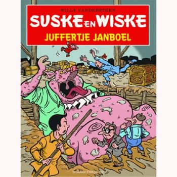 Suske en Wiske - Jerom brood set 2 delen