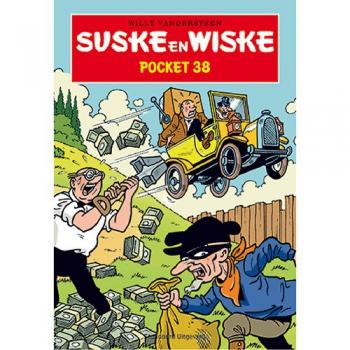 Suske en Wiske - Pocket nr.38