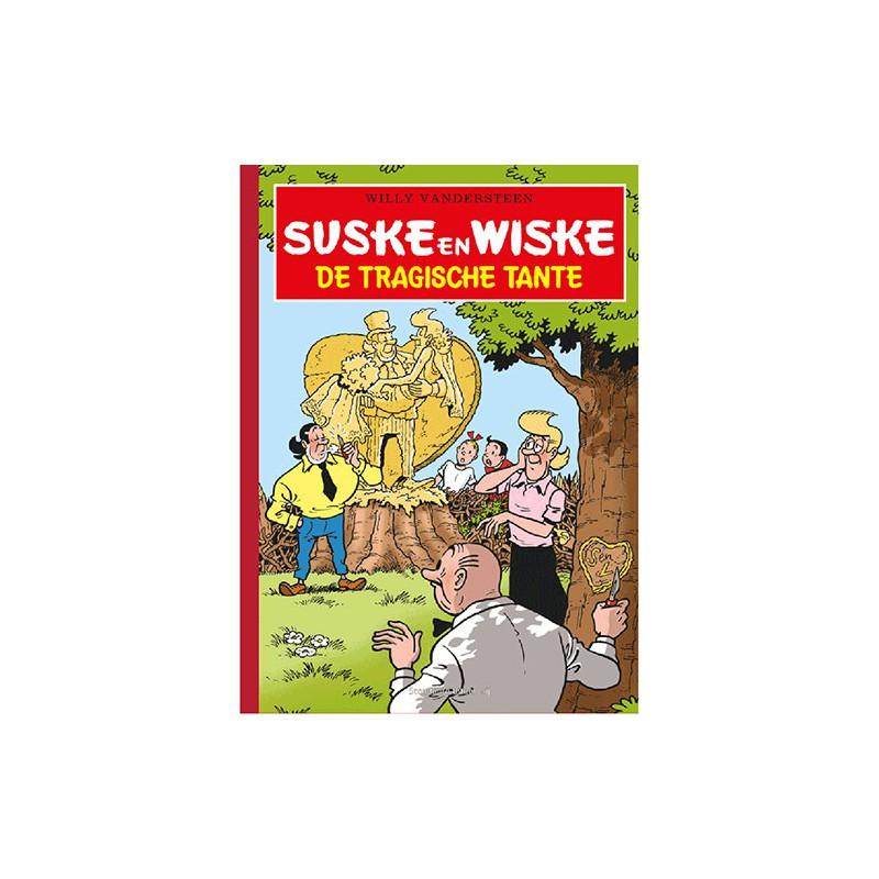 Suske en Wiske - De tragische tante luxe