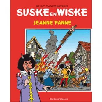 Suske en Wiske - Jeanne Panne (Nieuwpoort 2014)