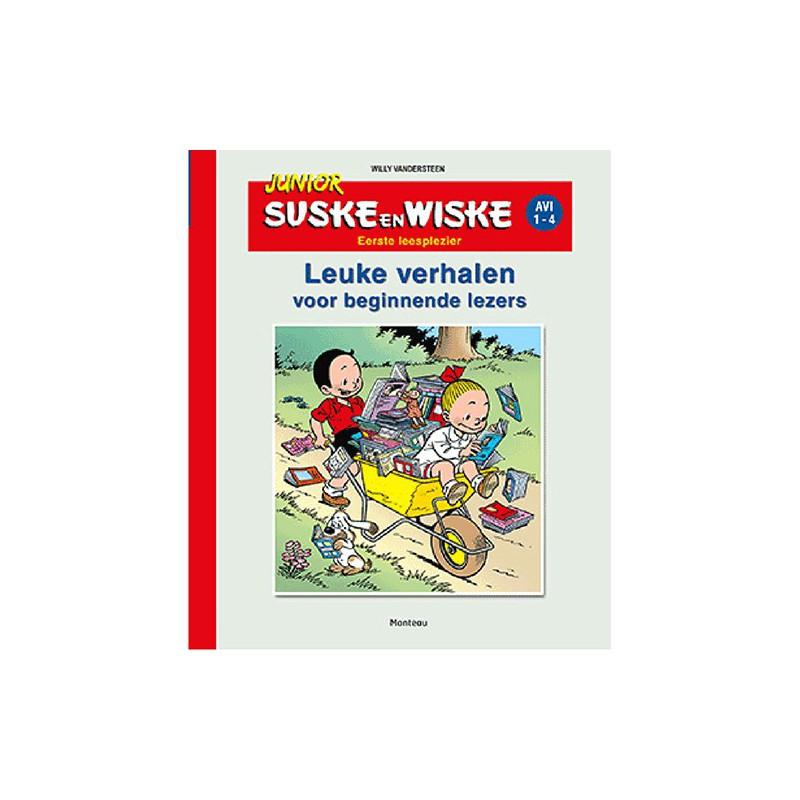 Junior Suske en Wiske - Leuke verhalen voor beginnende lezers (h