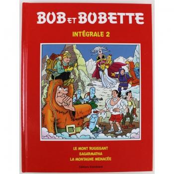Bob et Bobette - Intégrale 2