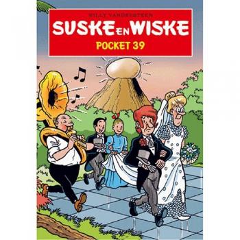 Suske en Wiske - Pocket nr.39