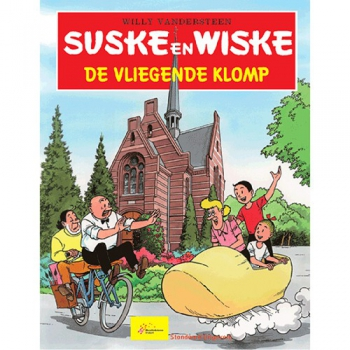 Suske en Wiske - De vliegende klomp (Wensambulance)