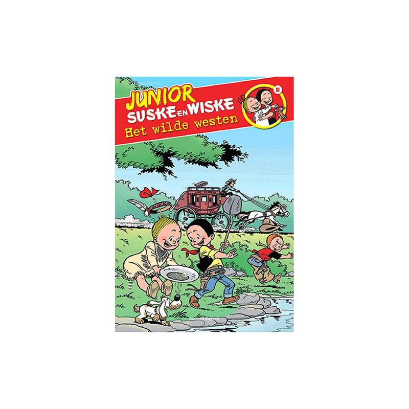 Junior Suske en Wiske 10 - Het Wilde Westen