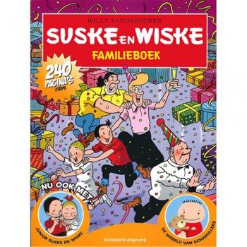 Suske en Wiske - Familieboek