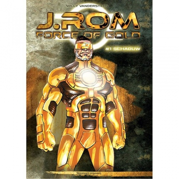 J.Rom Force of Gold 1 - Schaduw