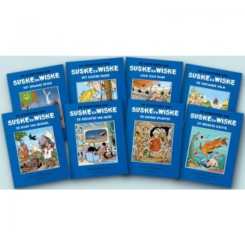 Suske en Wiske - Blauwe reeks set Humo