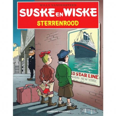 Suske en Wiske - Sterrenrood (Red Star Line)
