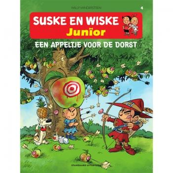Suske en Wiske Junior 4 - Een appeltje voor de dorst