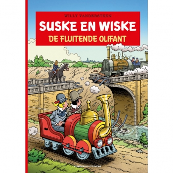 Suske en Wiske - De fluitende olifant (Train World)