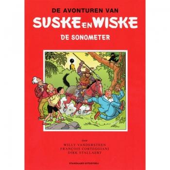 Suske en Wiske - De sonometer (Fujitsu)