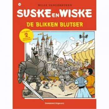 Suske en Wiske 290 - De blikken blutser