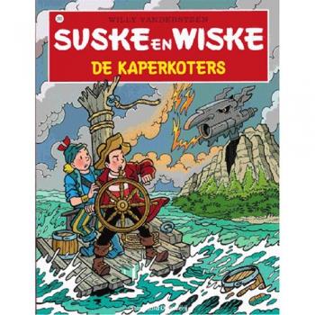 Suske en Wiske 293 - De kaperkoters