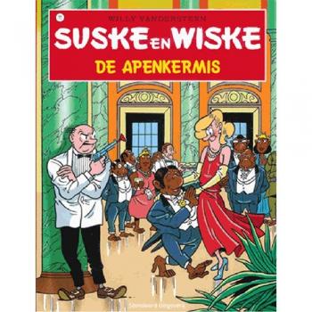 Suske en Wiske 77 - De apekermis