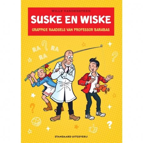 Suske en Wiske - Grappige raadsels van Professor Barabas