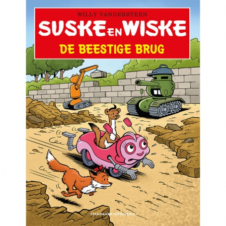 Suske en Wiske - De beestige brug (2021)