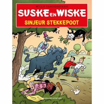 Suske en Wiske - Sinjeur Stekkepoot (2021)