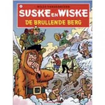 Suske en Wiske 80 - De brullende berg