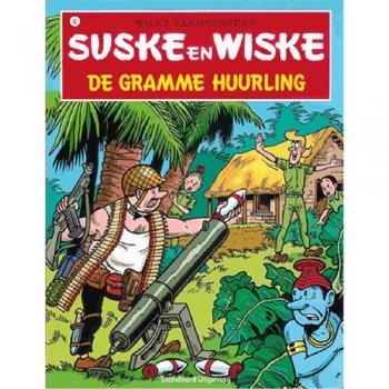 Suske en Wiske 82 - De gramme huurling