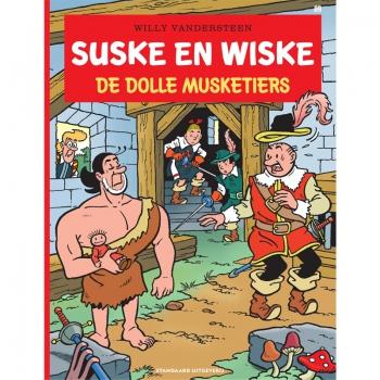 Suske en Wiske 89 - De dolle Musketiers