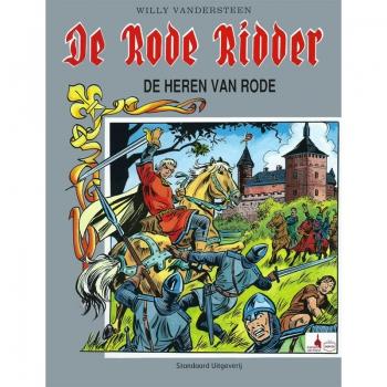 De Rode Ridder - De heren van Rode (Kasteel Horst)