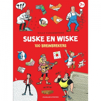 Suske en Wiske - 100 breinbrekers